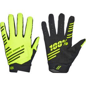 100% R-Core Handschuhe gelb